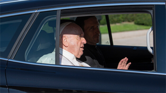 Prime Minister and House Chair speak of Pope as progressive leader