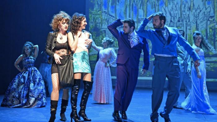 Pretty woman v Mestskom divadle Brno ako archetypálny gýč