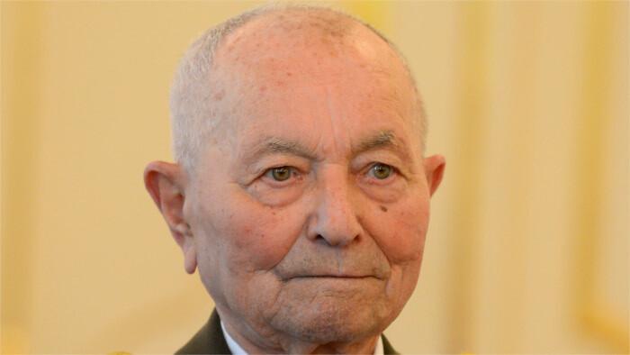 Zomrel Ján Iľanovský, priamy účastník SNP