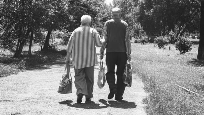 Vzťah v seniorskom veku