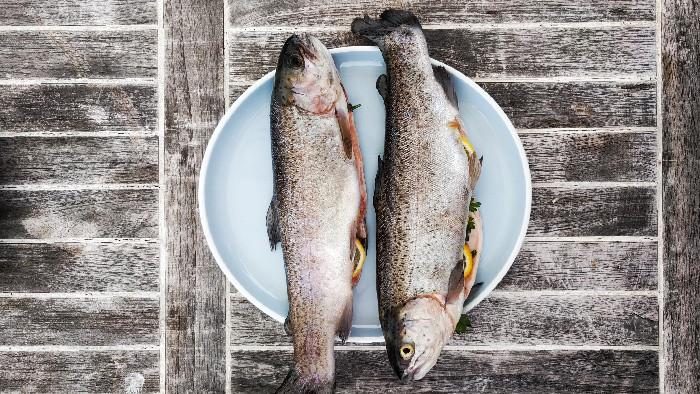 Ryba v zeleninovej polievke