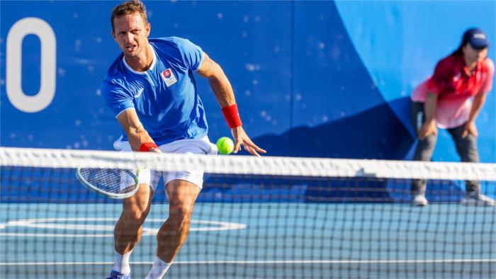 Теннисист Ф. Полашек: новый яркий успех с новым партнером!