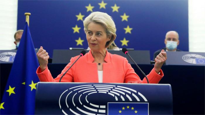 Slowakische EU-Parlamentarier über die Rede zur Lage der Union