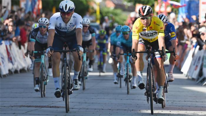 Sagan triunfa en la Vuelta Ciclista a Eslovaquia