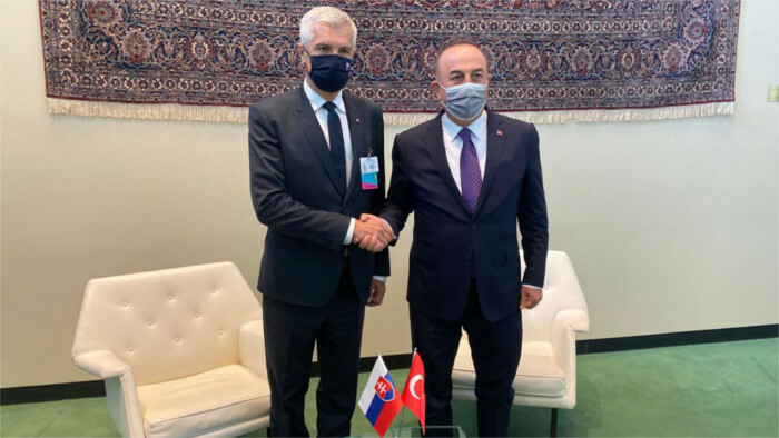 Korcok holds multiple diplomatic talks at UN General Assembly in NY