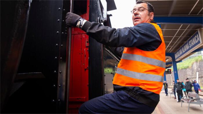 En Eslovaquia faltan los maquinistas de locomotoras