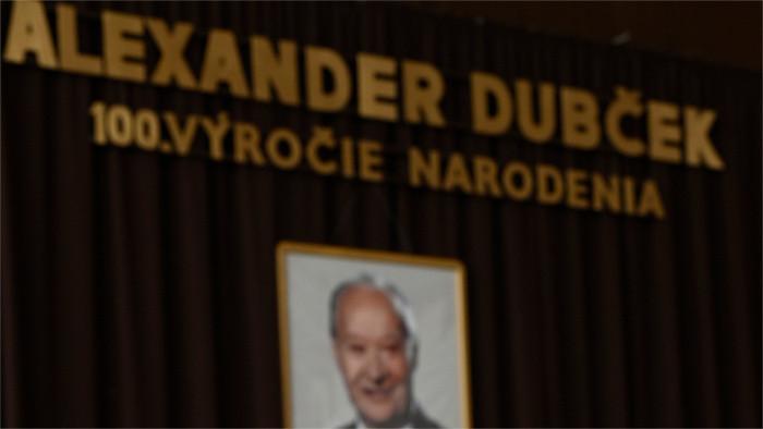 Se aproxima el centenario del nacimiento de Alexander Dubček