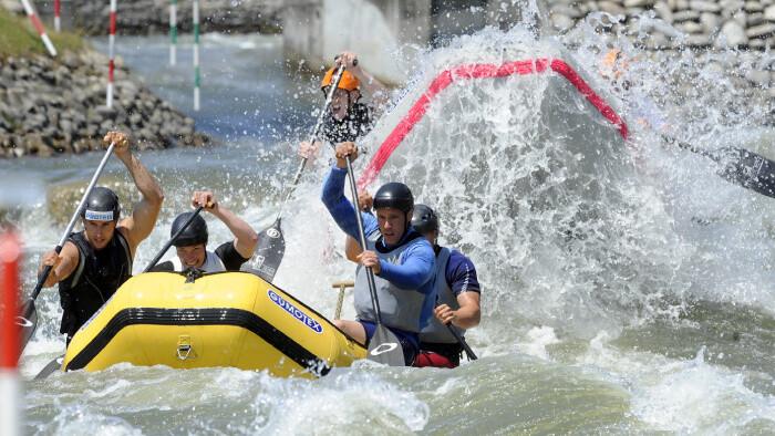 V Čunove dnes štartujú majstrovstvá sveta vo vodnom slalome, zjazde aj extrémnom slalome