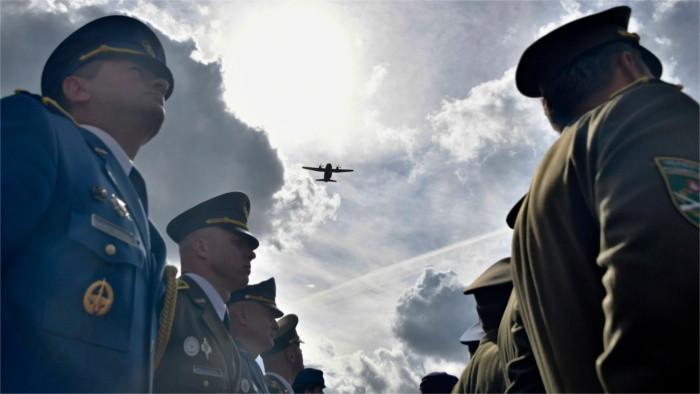 Ayer celebramos el Día de las Fuerzas Armadas
