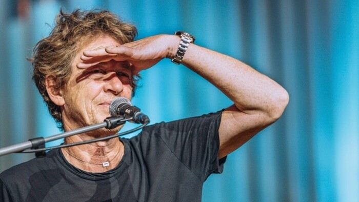 Stingov gitarista Dominic Miller v rozhovore pre Rádio_FM