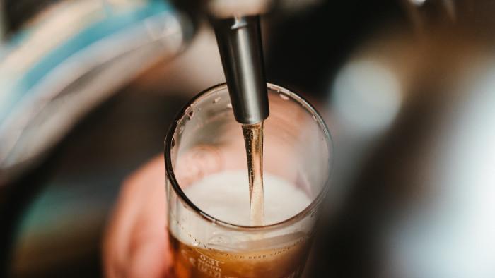 Pivové pagáče