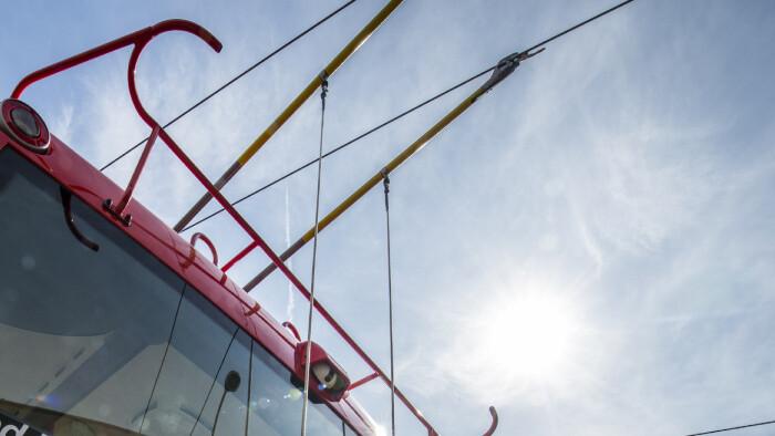 Bratislava chce z trolejbusov rýchlejší dopravný systém