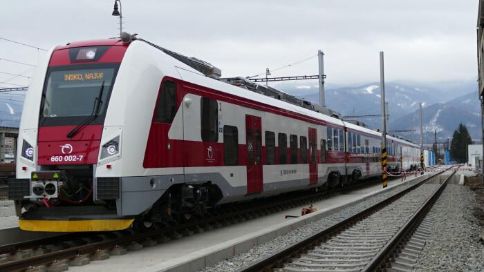 Fórum: Odriekanie vlakov