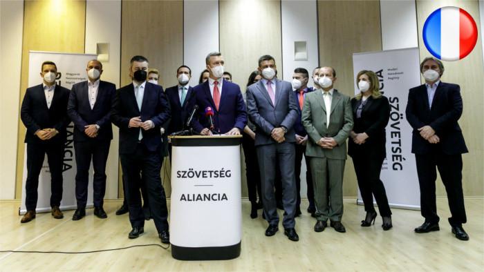 Rassemblement des partis représentant les citoyens slovaques d'origine hongroise