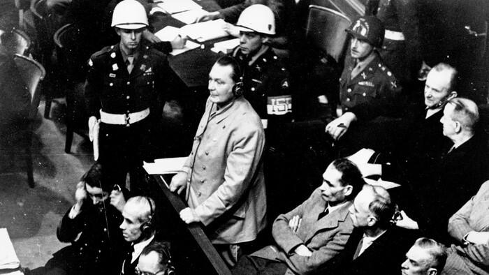 Emil Benčík: Norimberský proces - Akt historickej spravodlivosti