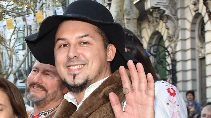 Javier Adrián Urey Andrijasevich - descendiente de eslovacos