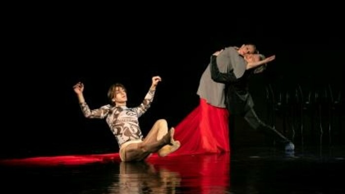 Balet Štátneho divadla Košice: Nurejev