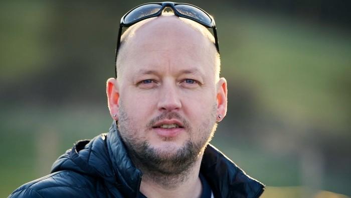 Vladimír Valovič v Ráne na eFeMku