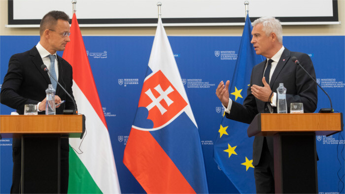 Hungarian government interested in buying land in Slovakia