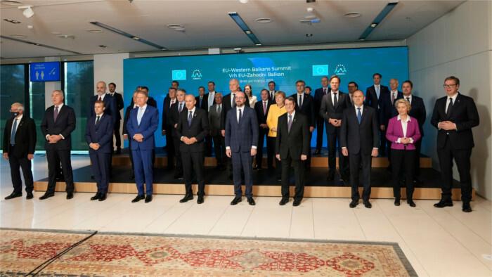 Summit v Slovinsku