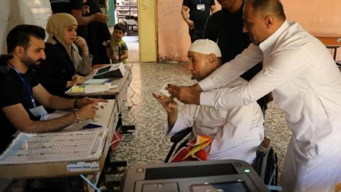 Előrehozott parlamenti választásokat tartottak Irakban