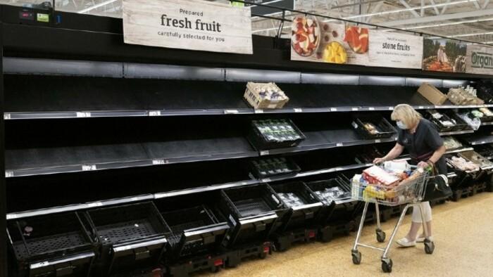 Egyre súlyosabb a készlethiány Nagy-Britanniában