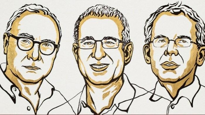 Hárman kapták az idei közgazdasági Nobel-emlékdíjat