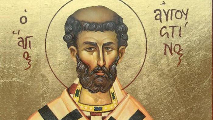 Parnas: Vyznania sv. Augustína