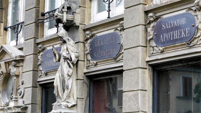 В историческую Аптеку «У Салватора» вернется оригинальная мебель
