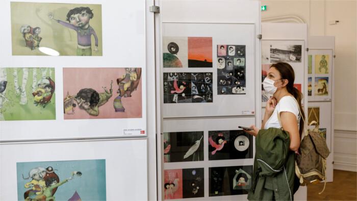 Arranca la Bienal de Ilustraciones Bratislava 2021