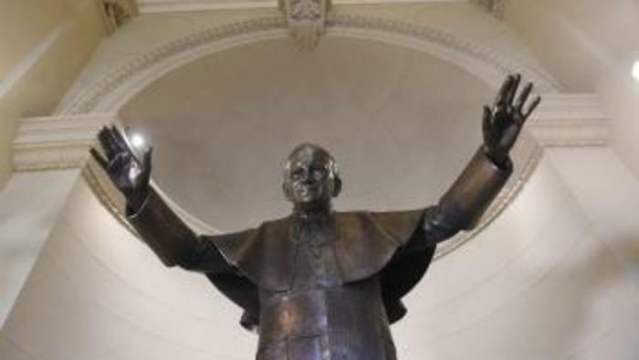Zamyslenie / Ján Pavol II.