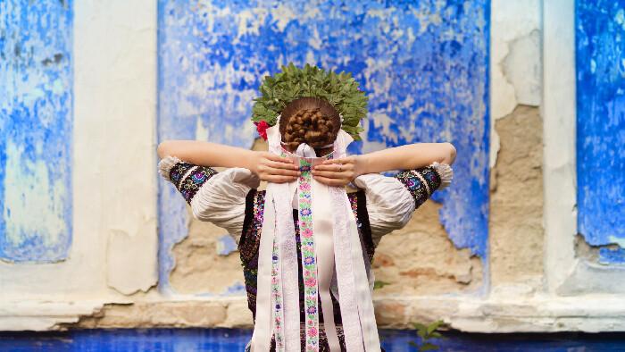 Jubilantka Oľga Mičková z Hlohovca celý život venovala deťom a folklóru