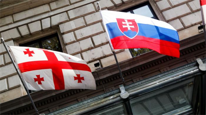 Außenminister Korčok: Slowakei unterstützt Reformen in Georgien