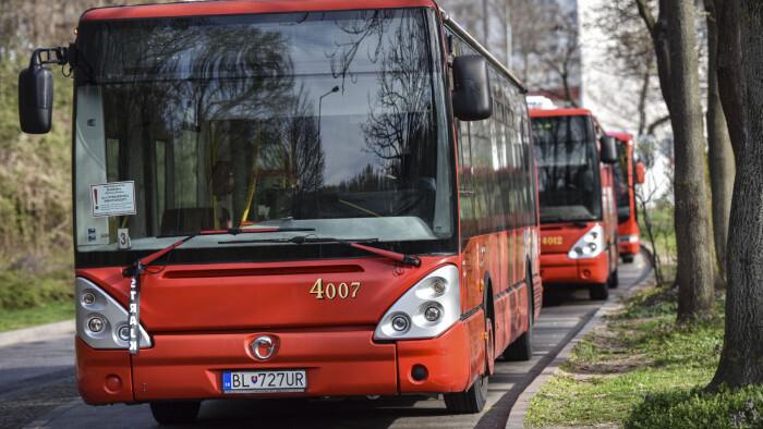 Bezbariérovosť vo verejnej doprave