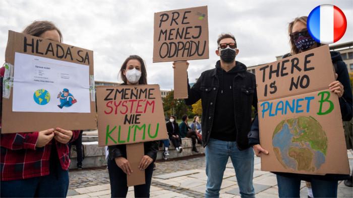 2e édition de l'initiative mondiale « Climathon » à Bratislava