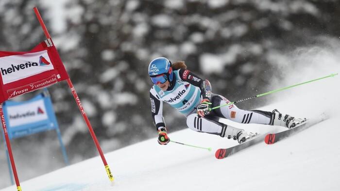 Petra Vlhová dnes ide obrovský slalom v Söldene. Sledujte preteky live