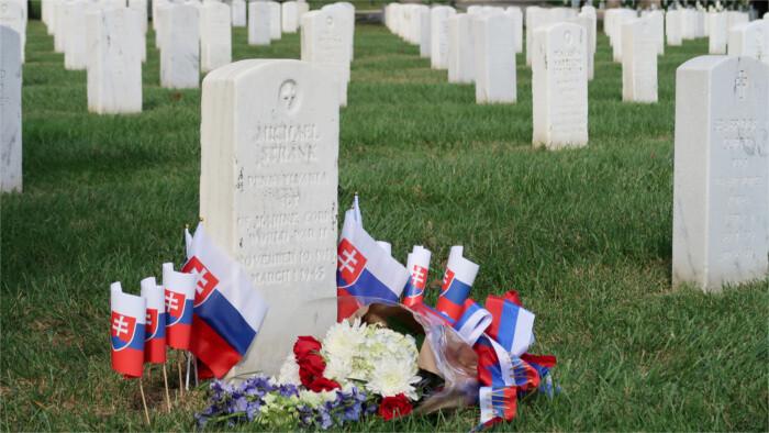 Mnoho amerických vojakov má slovenský pôvod