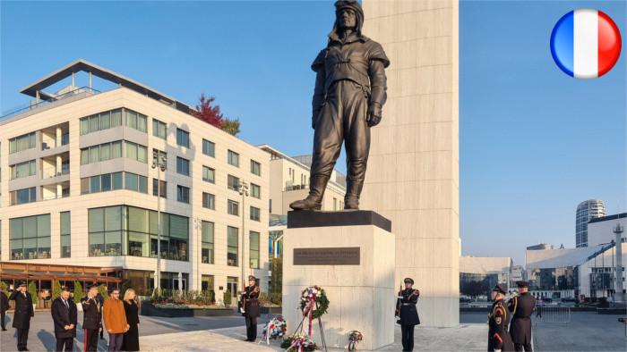 Le 103e anniversaire de la naissance de la première République tchécoslovaque