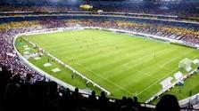 nfraštruktúra futbalových štadiónov na Slovensku