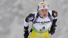Biatlon vo švédskom Ostersunde