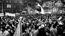 Nežná revolúcia na strednom Slovensku