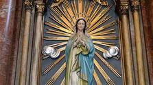 Католический праздник Скорбящей Богородицы
