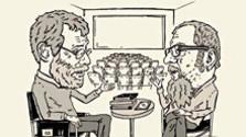 O filmovom storočí s F. Gyárfášom a J. Malíčkom