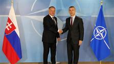 Entrevista concedida por el secretario general de la OTAN, Jens Stoltenberg, a RTVS
