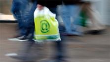 Ministerstvo chce znížiť spotrebu igelitiek