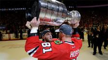Словак Мариан Хосса внесен в Зал Славы НХЛ!