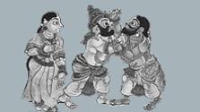Mahábháráta (400 pred Kr. - 400 po Kr.)