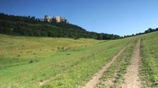 Lietavský hrad – 1. časť