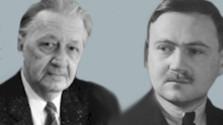 Ján Hrušovský (1892-1975) a Gejza Vámoš (1901-1956)