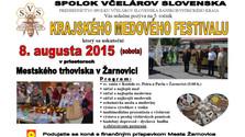 Festival de la Miel en Žarnovica